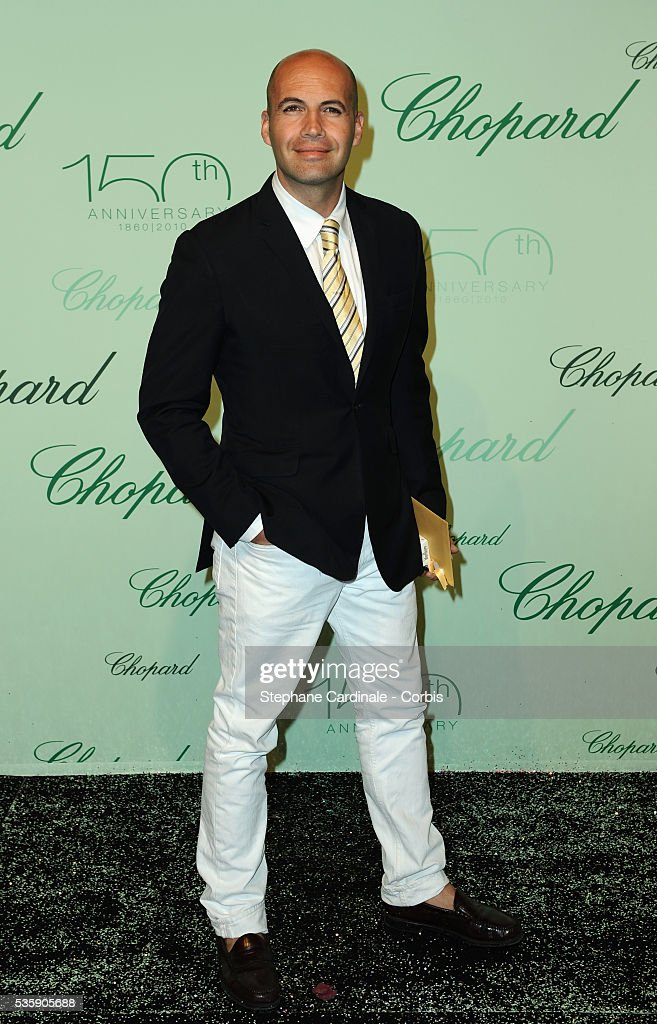 Billy Zane at the 'Chopard 150th Anniversary Party' during the 63rd Cannes International Film Festival.
