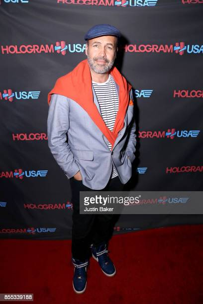 Billy Zane attends Hologram USA's Gala Preview at Hologram USA Theater on September 28 2017 in Los Angeles California