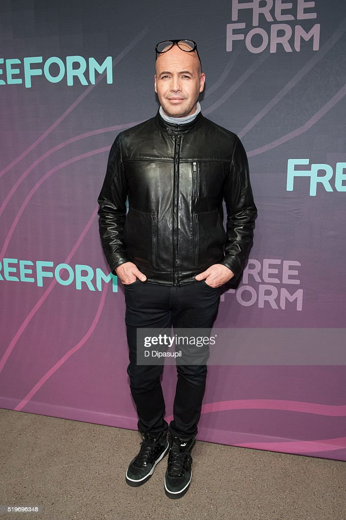 Billy Zane attends the 2016 ABC Freeform Upfront at Spring Studios on April 7, 2016 in New York City.