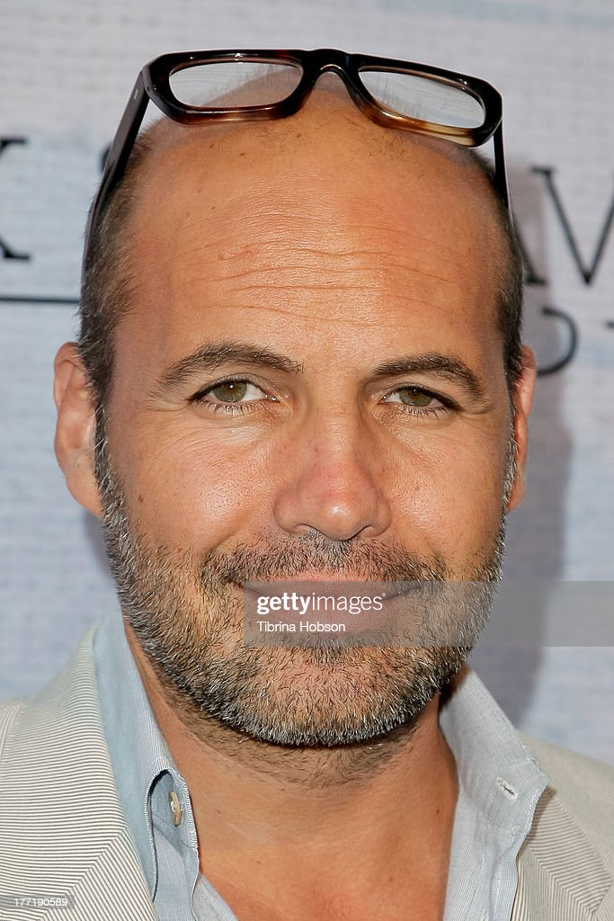 Billy Zane attends the artist's reception for Billy Zane's solo art exhibition 'Seize The Day Bed' on August 21, 2013 in Los Angeles, California.