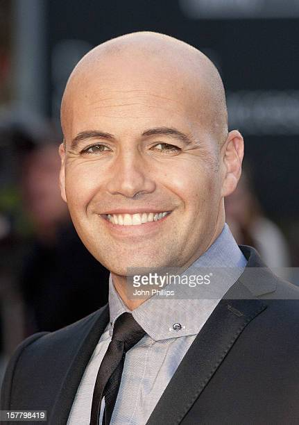 Billy Zane Attends The World Premiere Of The 'Titanic 3D' At The Royal Albert Hall London