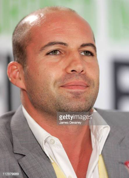 Billy Zane during 2004 Toronto International Film Festival 'Silver City' Press Conference at Four Seasons in Toronto Ontario Canada