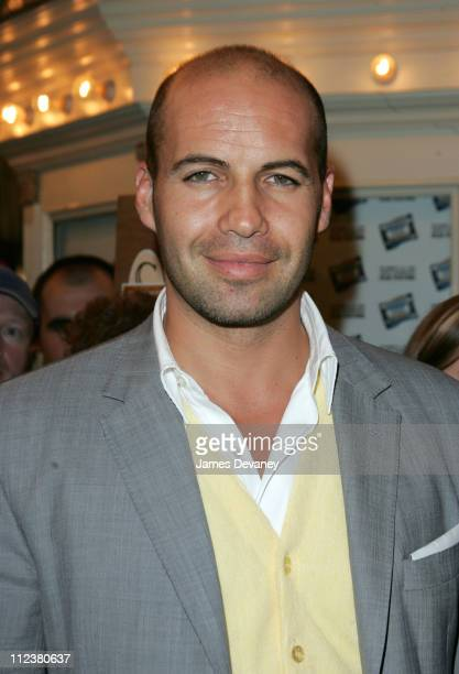 Billy Zane during 2004 Toronto International Film Festival 'Silver City' Premiere at Elgin Theatre in Toronto Ontario Canada