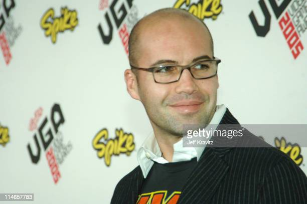 Billy Zane during 2005 Spike TV Video Game Awards Red Carpet at Gibson Amphitheater in Universal City California United States