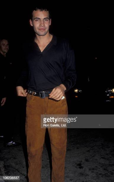 Billy Zane during Billy Zane Sighting at Roxbury Night Club February 15 1991 at Roxbury Night Club in Hollywood California United States