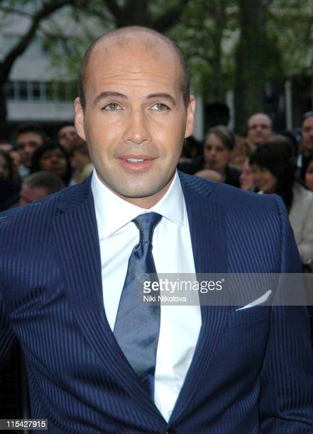 Billy Zane during 'Three' London Premiere Outside Arrivals at Odeon West End in London Great Britain