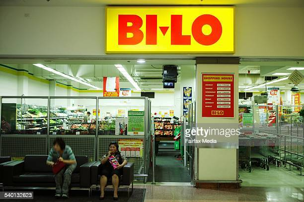 A BiLo supermarket 22 September 2006 AFR Picture by ANDREW QUILTY