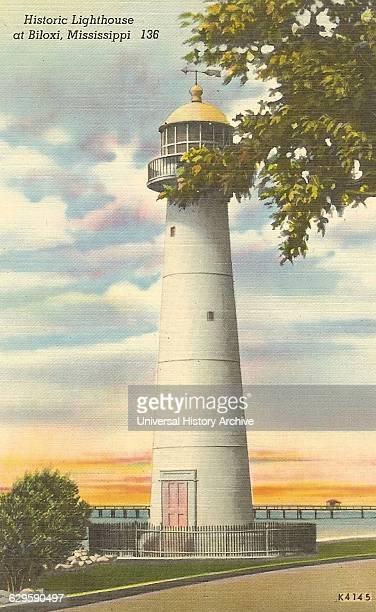 Biloxi Lighthouse Mississippi Biloxi