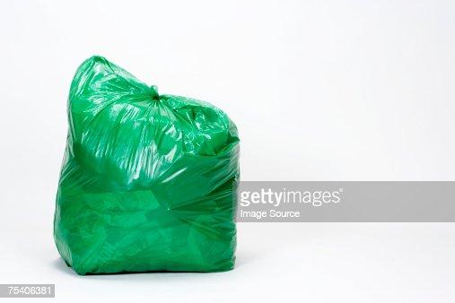 Bin bag : Stock Photo