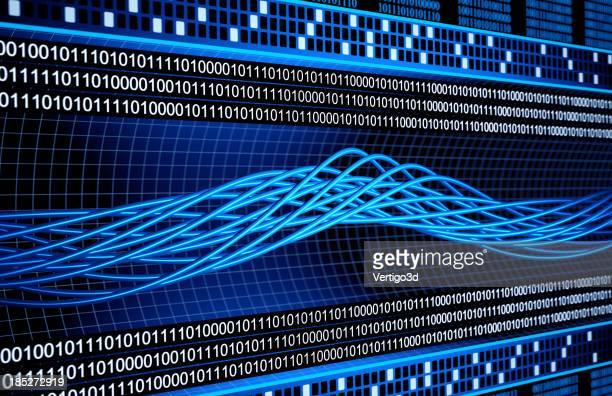 Binary Data Tunnel