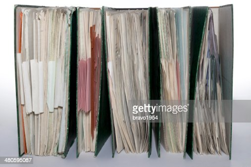 binders : Stock Photo