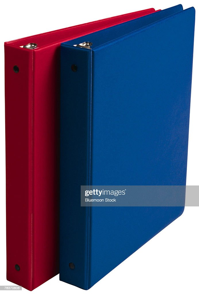 Binders : Stock Photo