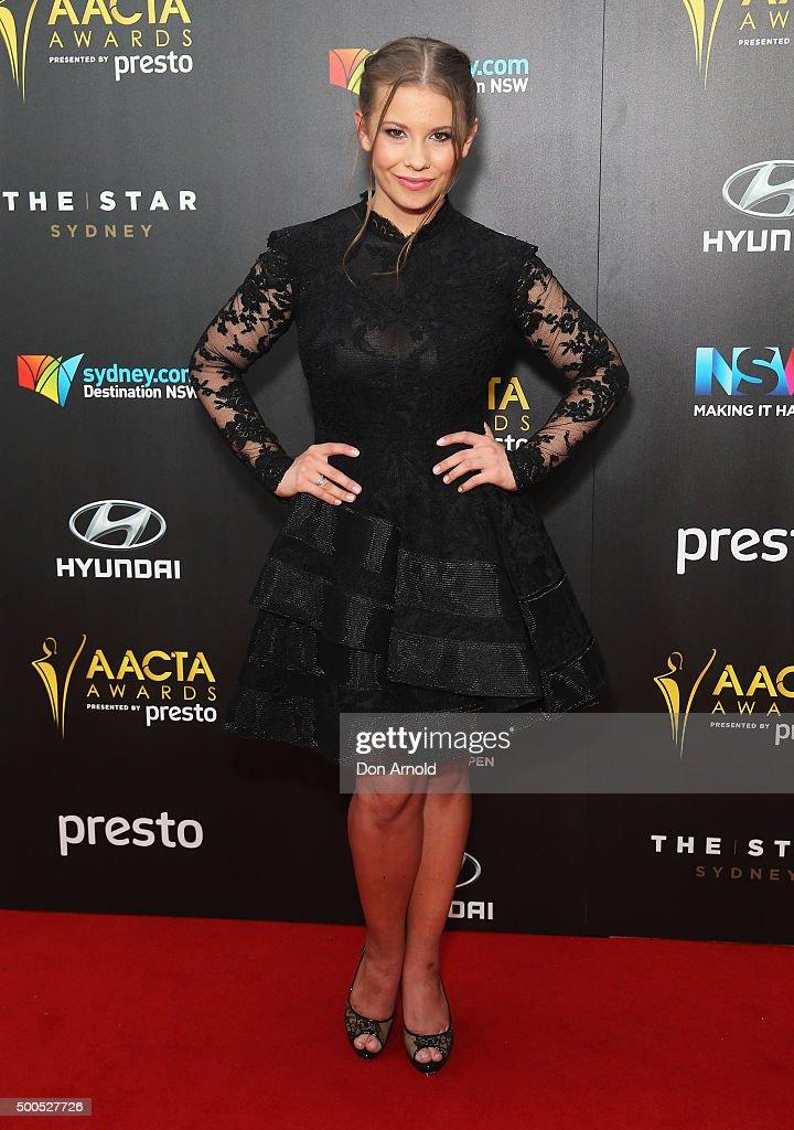5th AACTA Awards - Arrivals