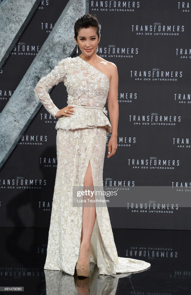 Bingbing Li attends the premiere of the film 'Transformers: Age of Extinction' (german title: 'Transformers - Aera des Untergangs') at Sony Centre on June 29, 2014 in Berlin, Germany.