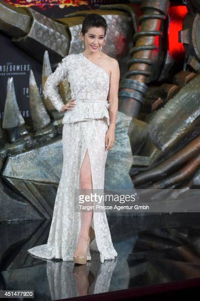 Bingbing Li attends the premiere of the film 'Transformers Age of Extinction' at Sony Centre on June 29 2014 in Berlin Germany