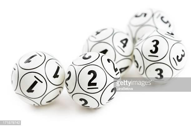 Bingo-Bälle