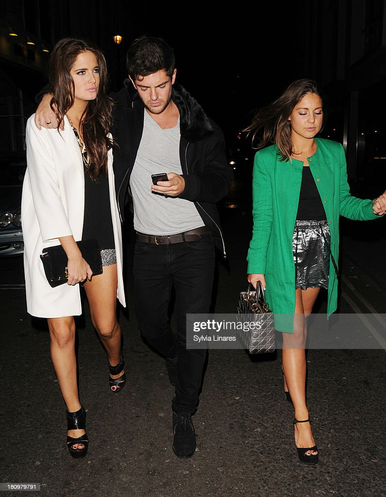 <a gi-track='captionPersonalityLinkClicked' href=/galleries/search?phrase=Binky+Felstead&family=editorial&specificpeople=7956649 ng-click='$event.stopPropagation()'>Binky Felstead</a> leaving Sanctum Hotel on September 18, 2013 in London, England.
