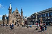 'Binnenhof' in The Hague