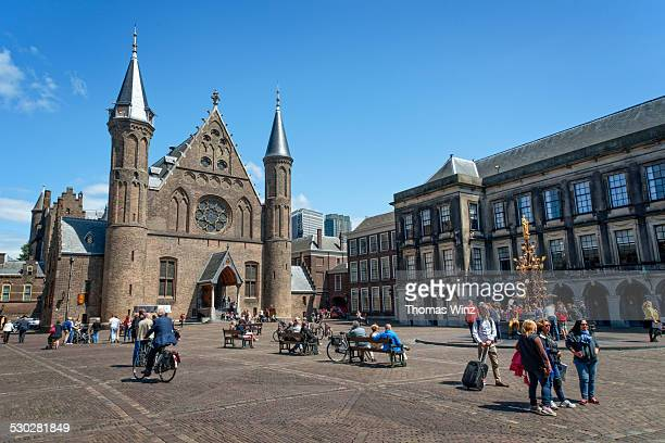 'Binnenhof' in The Hague