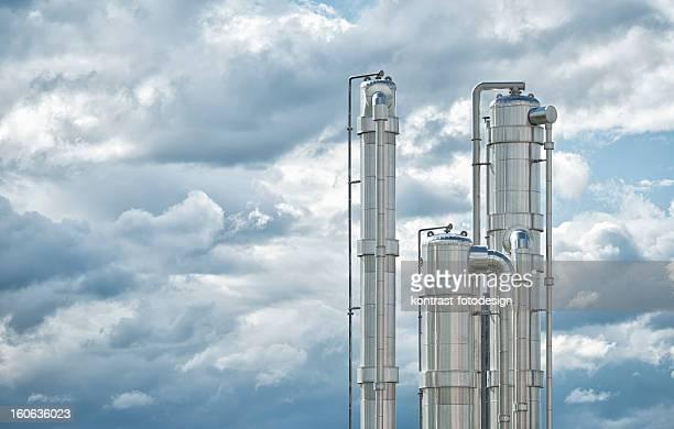 Bioenergie, Biogas fahren Energie, Energiewende, Deutschland.
