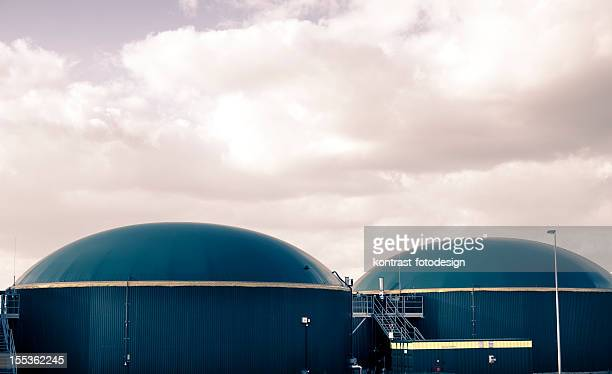 Biogas energy Germany.