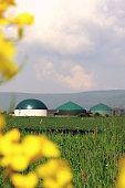 Biogasanlage in Alvesrode Stadt Springe Reg Hannover