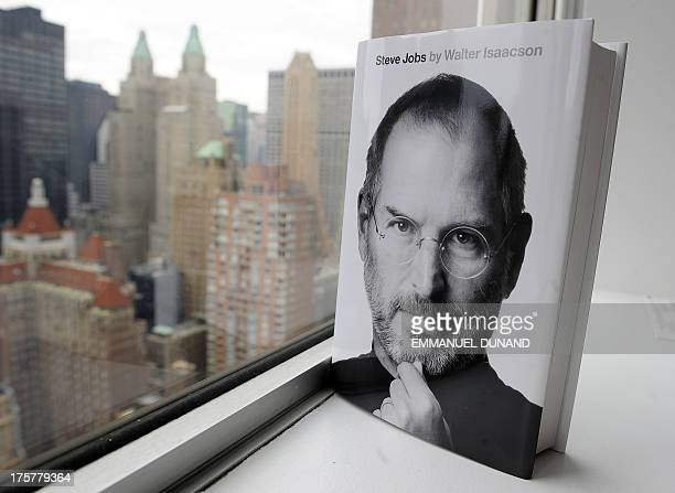 A biography of Apple cofounder Steve Jobs is pictured in New York October 24 2011 The eagerly awaited biography of Apple cofounder Steve Jobs hit...