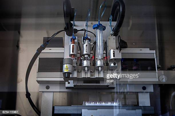Bioprinting Zurich University of Applied Sciences working with bioprinter from regenHU to produce different human tissues Bioprinting allows 3D...