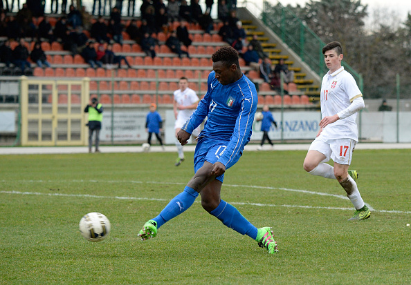 Italy U17 v Serbia U17 - International Friendly : News Photo
