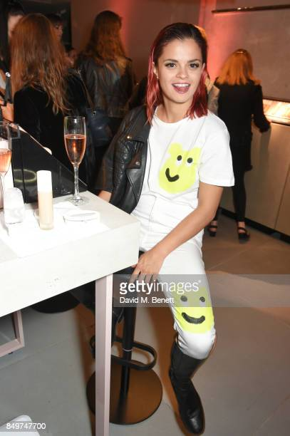 Bip Ling attends the Fenty Beauty x Harvey Nichols Launch at Harvey Nichols on September 19 2017 in London England