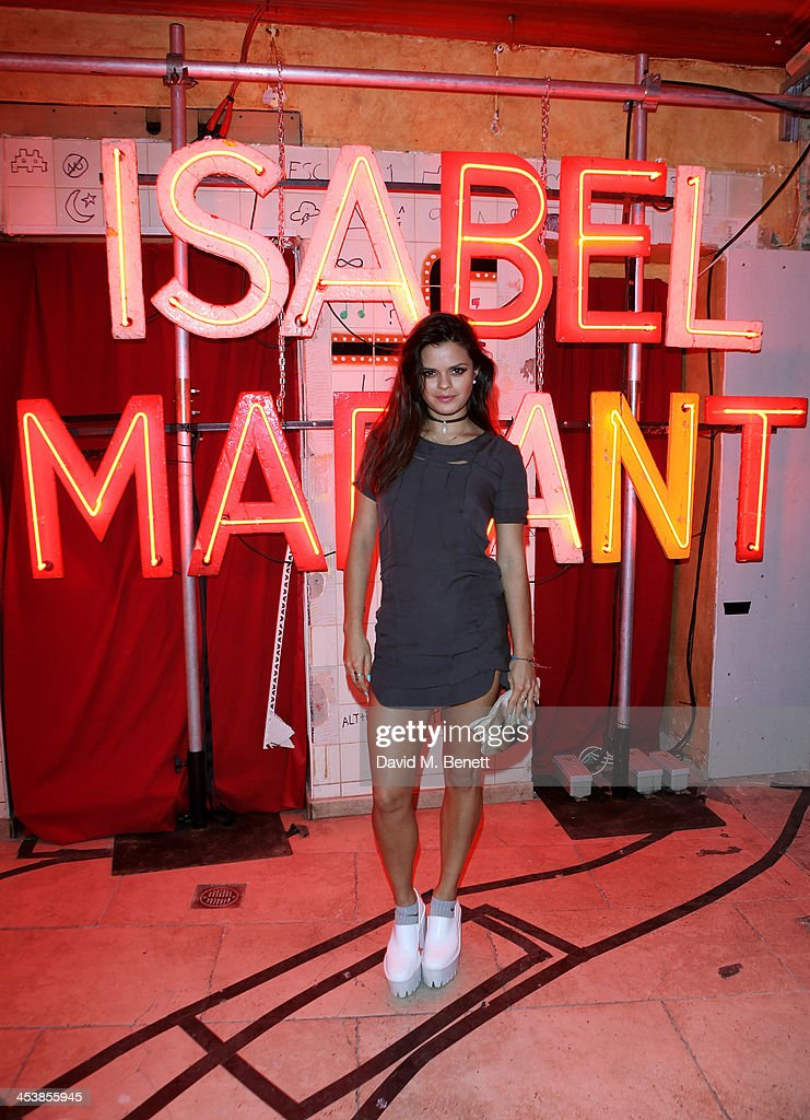 <a gi-track='captionPersonalityLinkClicked' href=/galleries/search?phrase=Bip+Ling&family=editorial&specificpeople=5953668 ng-click='$event.stopPropagation()'>Bip Ling</a> attends the Isabel Marant London dinner and party on December 5, 2013 in London, United Kingdom.