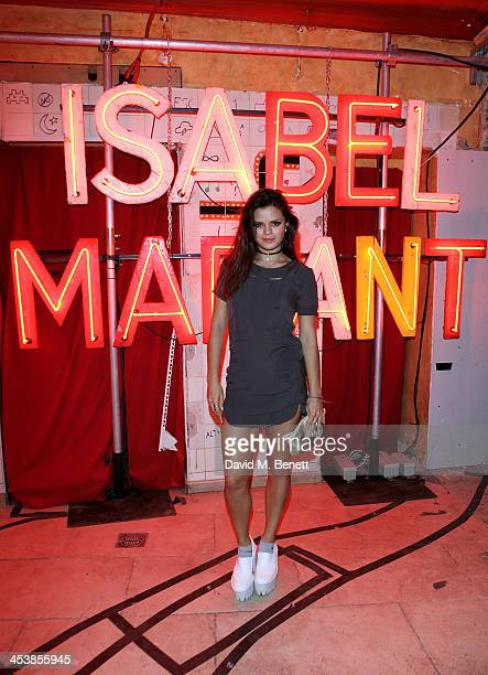 Bip Ling attends the Isabel Marant London dinner and party on December 5 2013 in London United Kingdom