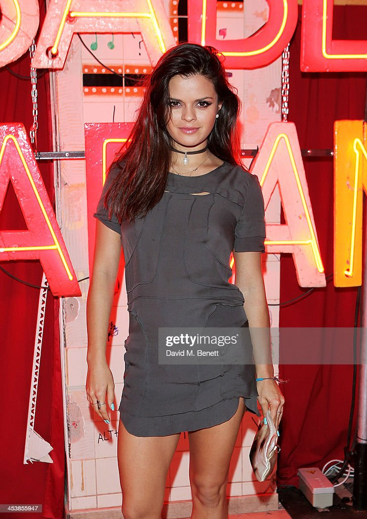Bip Ling attends the Isabel Marant London dinner and party on December 5, 2013 in London, United Kingdom.