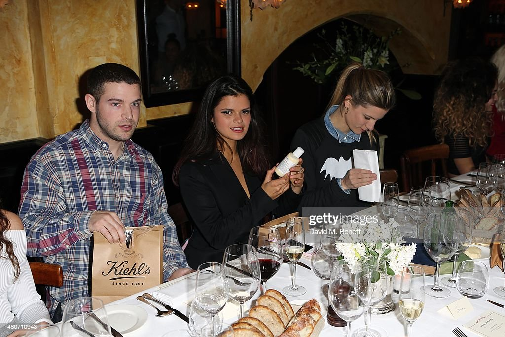 Bip Ling attends the Kiehl's private dinner to celebrate Kiehl's most iconic products at Balthazar Restaurant on March 26, 2014 in London, England.