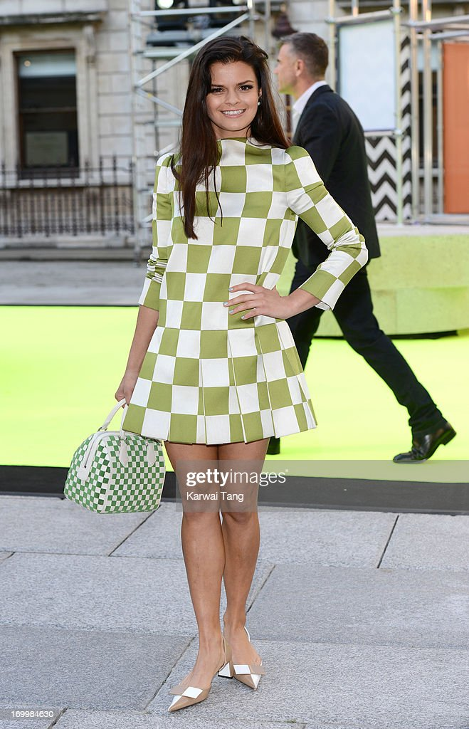 Bip Ling attends the preview party for The Royal Academy Of Arts Summer Exhibition 2013 at Royal Academy of Arts on June 5, 2013 in London, England.