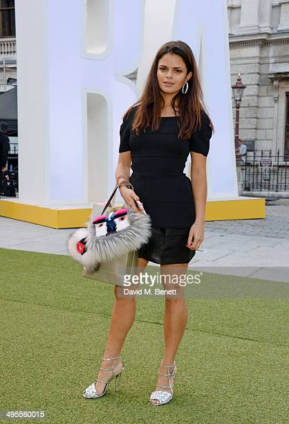 Bip Ling attends the Royal Academy Summer Exhibition preview party at the Royal Academy of Arts on June 4 2014 in London England