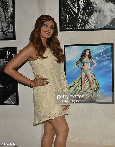 Bipasha Basu at Dabboo Ratnanis 2015 calender launch in Mumbai