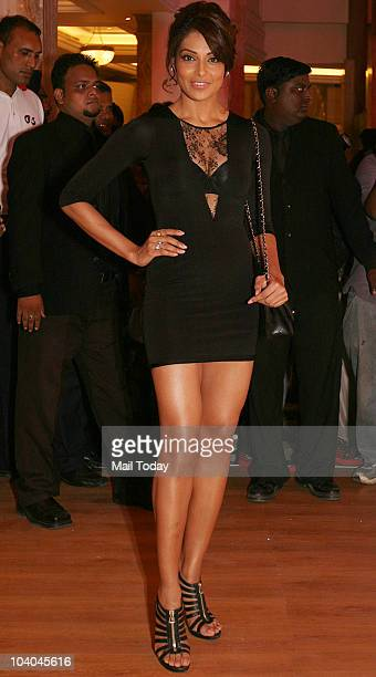 Bipasha Basu at Fashion's Night Out in New Delhi on September 11 2010