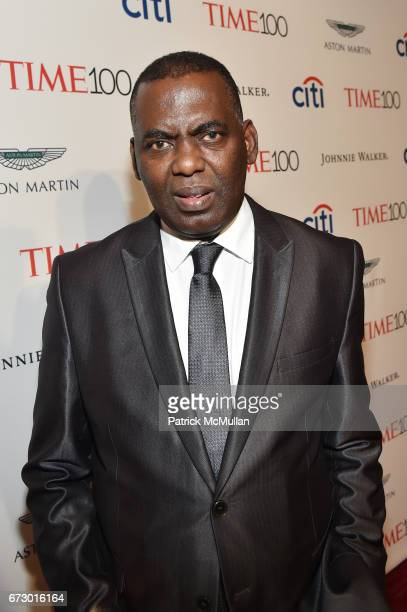 Biram Dah Abeid attends the 2017 TIME 100 Gala at Jazz at Lincoln Center on April 25 2017 in New York City