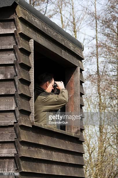 Bird observation point