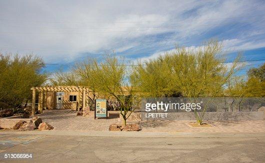 Bird Viewing Preserve - Henderson Nevada