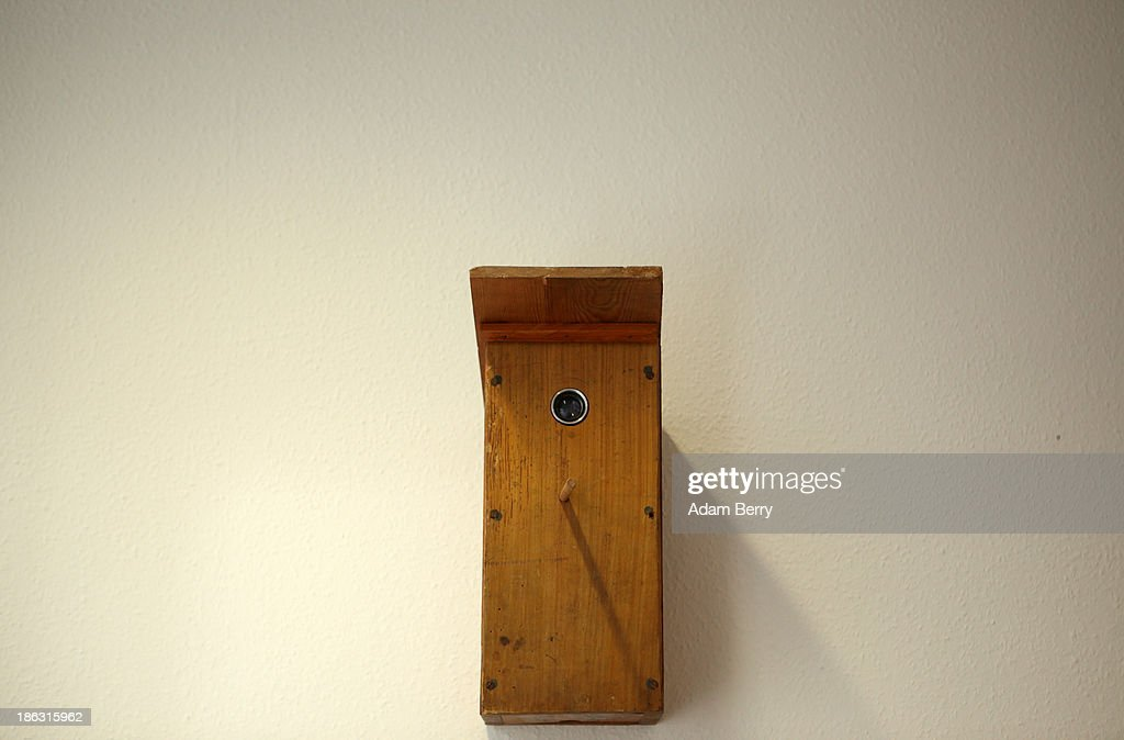 A birdhouse with a hidden camera inside hangs on display at the Stasi (Staatssicherheit), or East German Secret Police Museum, on October 30, 2013 in Berlin, Germany. German officials have maintained that they had strong evidence indicating that the American Nation Security Agency (NSA) has eavesdropped on Chancellor Angela Merkel's mobile phone, surveillance that the U.S. has since claimed is essential to its security operations and is standard procedure. The charge has caused a furor among political leaders across Europe, but is particularly troublesome to those who, like Merkel, grew up in the former East Germany and have recent memories of being spied upon by their own government. In response to anger over the matter from Germany, Mexico, France, Spain and Brazil ,the U.S. Senate Intelligence committee is currently conducting a major review of such surveillance operations, while the NSA insists that any such data collected on ordinary citizens turned over to the agency had been conducted by the local allied governments themselves.