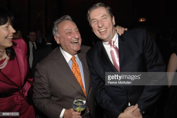 Birgit Kleinfeld Sanford Weill and Klaus Kleinfeld attend WHITE NIGHTS Annual Benefit Honoring Donald M Kendall at Four Seasons Restaurant on...