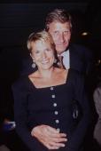 Birgit Schanzen und Ulrich Wickert Bei der ARD IFA Gala