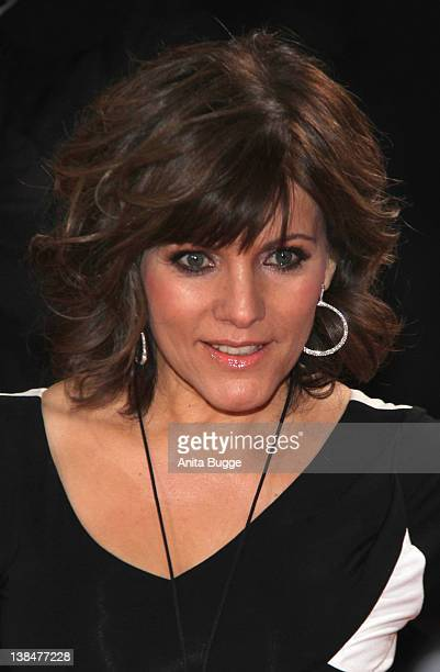 Birgit Schrowange attends the 47th Golden Camera Awards at the Axel Springer Haus on February 4 2012 in Berlin Germany