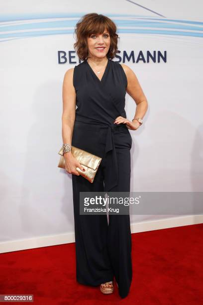 Birgit Schrowange attends the 'Bertelsmann Summer Party' at Bertelsmann Repraesentanz on June 22 2017 in Berlin Germany