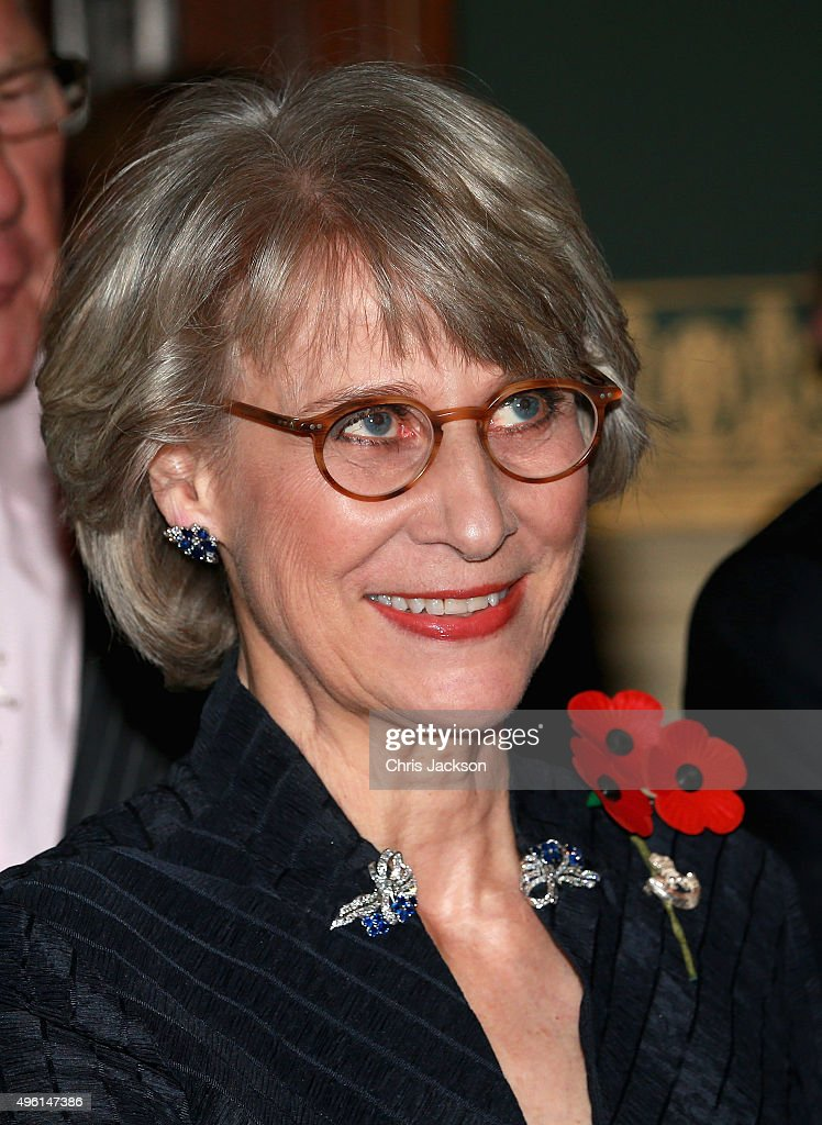 <a gi-track='captionPersonalityLinkClicked' href=/galleries/search?phrase=Birgitte+-+Duchess+of+Gloucester&family=editorial&specificpeople=4152242 ng-click='$event.stopPropagation()'>Birgitte</a>, Duchess of Gloucester arrives at the Royal Albert Hal for the Annual Festival of Remembrance on November 7, 2015 in London, England.