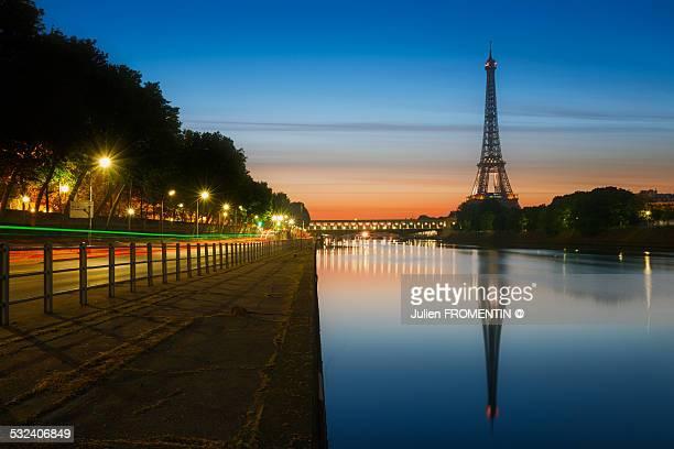 Bir-Hakeim Tour Eiffel