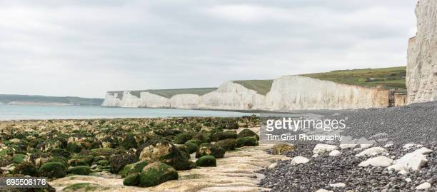 Birling Gap and Seven Sisters Panorama