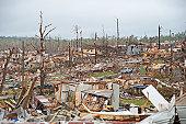 Birmingham - Alabama - EF5 Tornado Damage